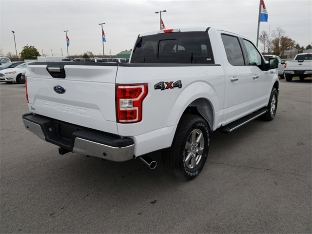 2018 F-150 SuperCrew Cab 4x4,  Pickup #JKF89335 - photo 2