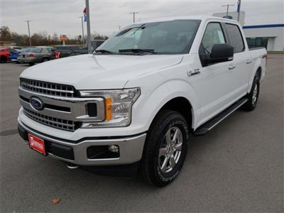 2018 F-150 SuperCrew Cab 4x4,  Pickup #JKF89335 - photo 4