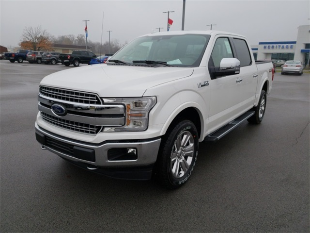 2018 F-150 SuperCrew Cab 4x4,  Pickup #JKF89336 - photo 4