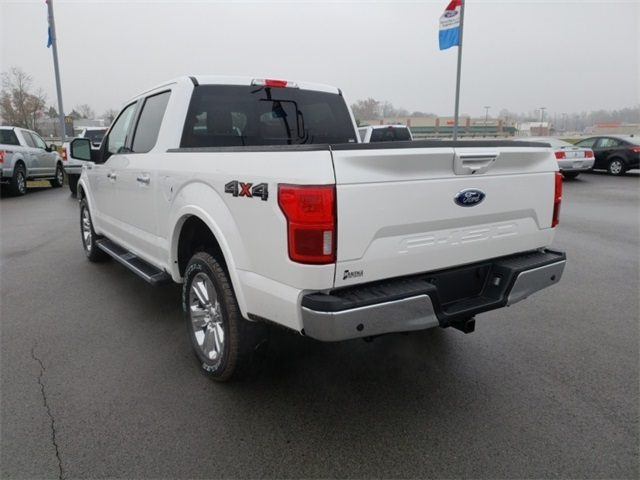 2018 F-150 SuperCrew Cab 4x4,  Pickup #JKF89336 - photo 7