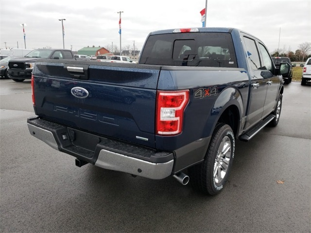 2018 F-150 SuperCrew Cab 4x4,  Pickup #JKG01696 - photo 2