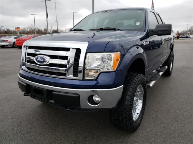2012 F-150 Super Cab 4x4,  Pickup #KD17784T - photo 4