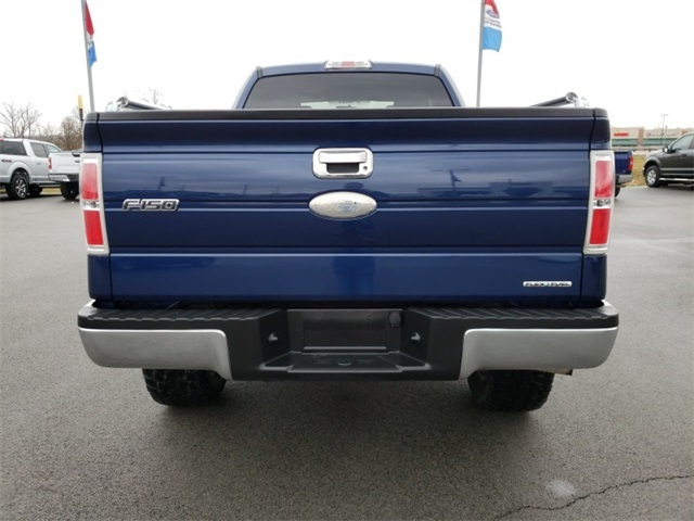 2012 F-150 Super Cab 4x4,  Pickup #KD17784T - photo 8