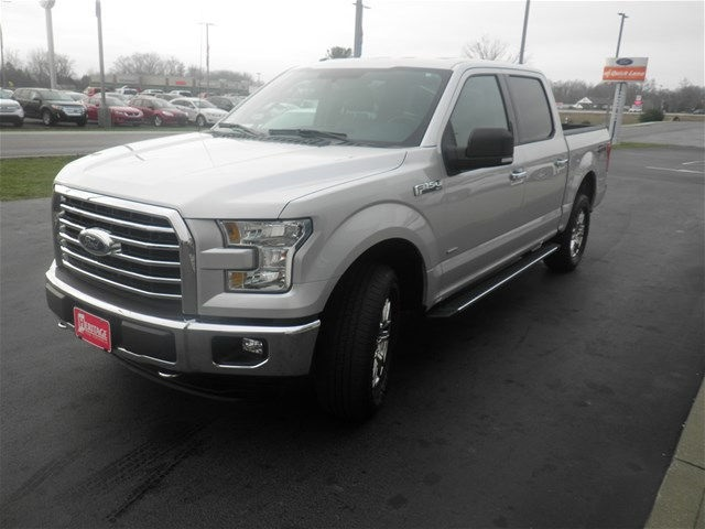 2015 F-150 SuperCrew Cab 4x4, Pickup #KD54517T - photo 3