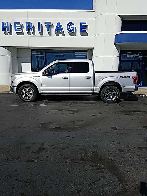 2015 F-150 SuperCrew Cab 4x4, Pickup #KD54517T - photo 5
