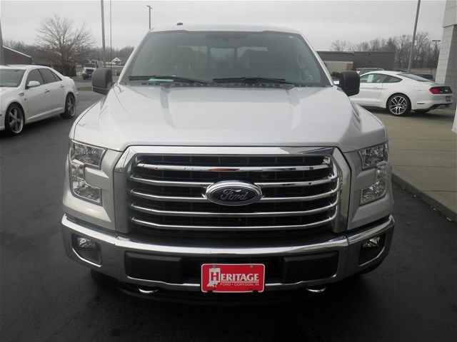 2015 F-150 SuperCrew Cab 4x4, Pickup #KD54517T - photo 7