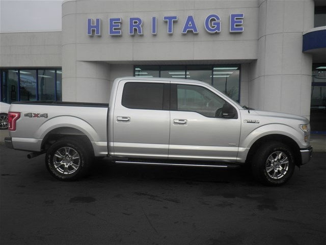 2015 F-150 SuperCrew Cab 4x4, Pickup #KD54517T - photo 14