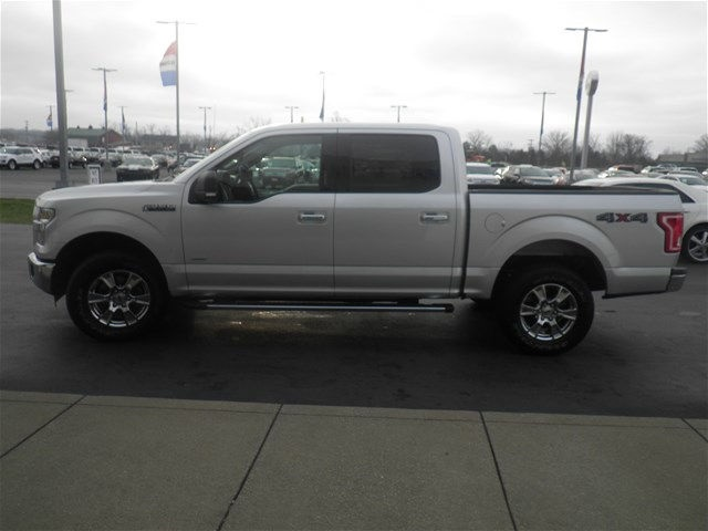 2015 F-150 SuperCrew Cab 4x4, Pickup #KD54517T - photo 15