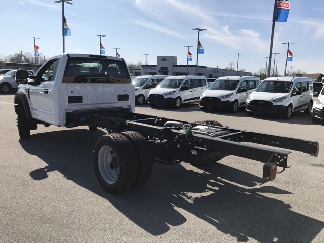 2019 Ford F-550 Regular Cab DRW 4x2, Cab Chassis #KDA27988 - photo 1