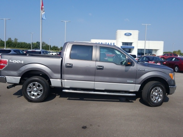 2012 F-150 Super Cab 4x4, Pickup #KE17299T - photo 15