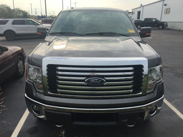 2012 F-150 Super Cab 4x4, Pickup #KE17299T - photo 8