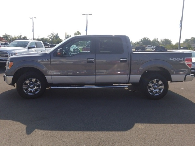2012 F-150 Super Cab 4x4, Pickup #KE17299T - photo 10