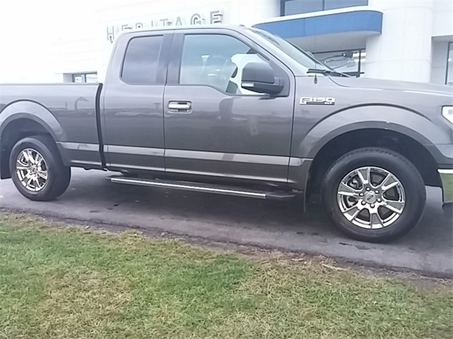 2015 F-150 Super Cab, Pickup #KE69617T - photo 8