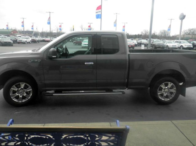 2015 F-150 Super Cab, Pickup #KE69617T - photo 28