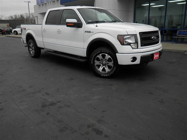 2013 F-150 SuperCrew Cab 4x4, Pickup #KE72948A - photo 42