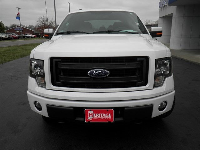 2013 F-150 SuperCrew Cab 4x4, Pickup #KE72948A - photo 3