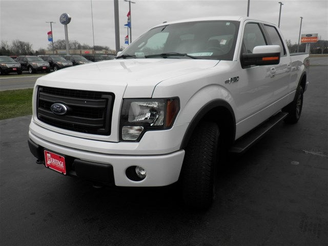 2013 F-150 SuperCrew Cab 4x4, Pickup #KE72948A - photo 4