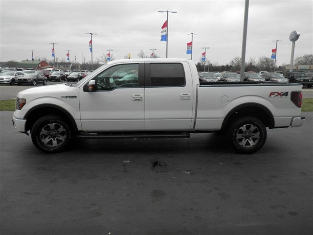 2013 F-150 SuperCrew Cab 4x4, Pickup #KE72948A - photo 7