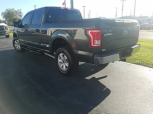 2015 F-150 SuperCrew Cab 4x4,  Pickup #KE90941P - photo 12