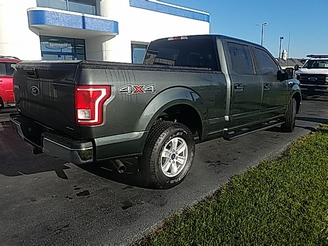 2015 F-150 SuperCrew Cab 4x4,  Pickup #KE90941P - photo 2