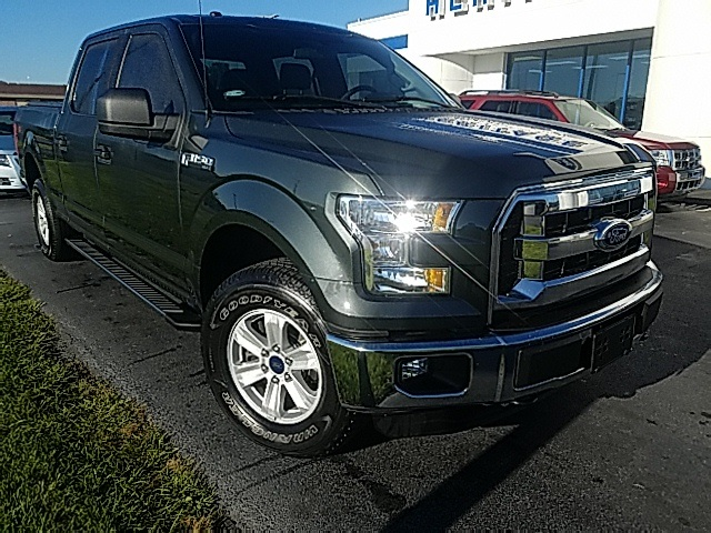 2015 F-150 SuperCrew Cab 4x4,  Pickup #KE90941P - photo 5