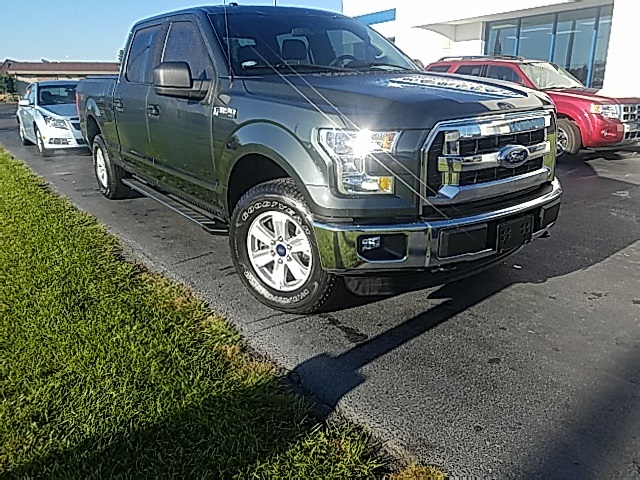 2015 F-150 SuperCrew Cab 4x4,  Pickup #KE90941P - photo 4