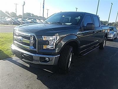 2015 F-150 SuperCrew Cab 4x4,  Pickup #KE90941P - photo 10