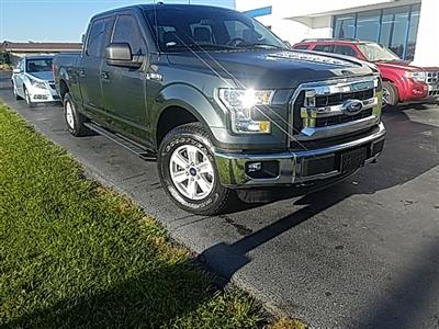 2015 F-150 SuperCrew Cab 4x4,  Pickup #KE90941P - photo 8