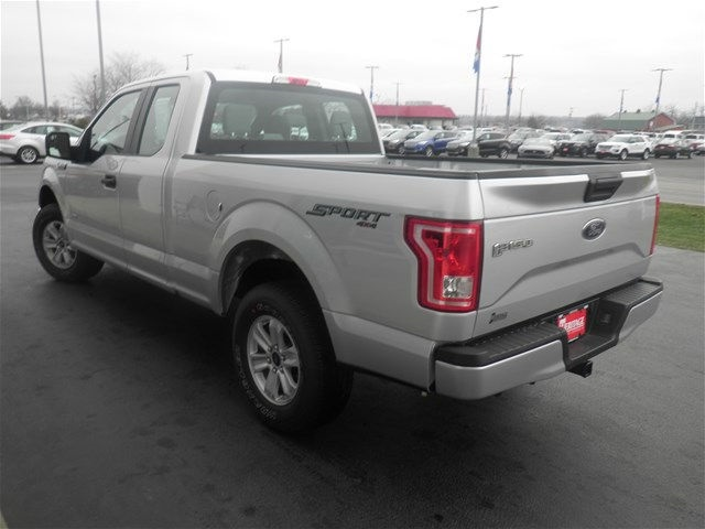 2015 F-150 Super Cab 4x4, Pickup #KE91272A - photo 4