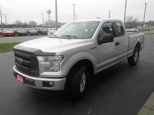 2015 F-150 Super Cab 4x4, Pickup #KE91272A - photo 3