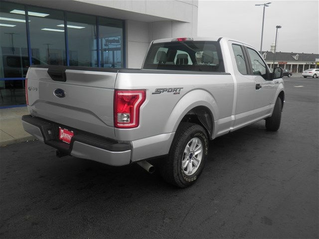 2015 F-150 Super Cab 4x4, Pickup #KE91272A - photo 2