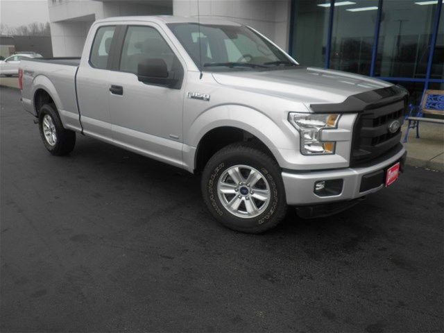 2015 F-150 Super Cab 4x4, Pickup #KE91272A - photo 7