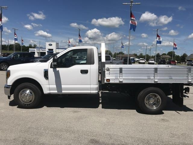 2019 F-350 Regular Cab DRW 4x2, Knapheide Platform Body #KED72951 - photo 1