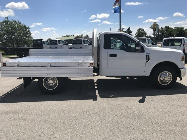 2019 F-350 Regular Cab DRW 4x2, Knapheide Platform Body #KED72951 - photo 6