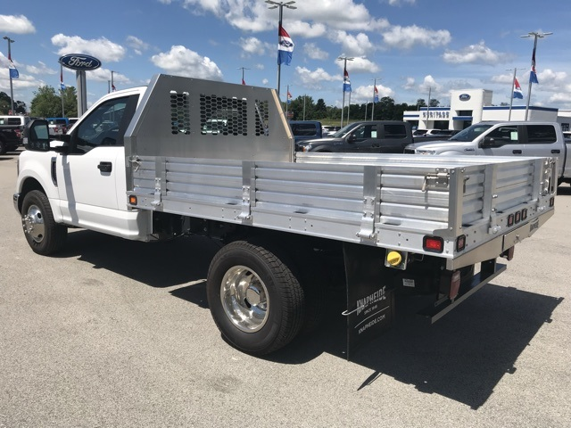 2019 Ford F-350 Regular Cab DRW 4x2, Knapheide Platform Body #KED72951 - photo 1