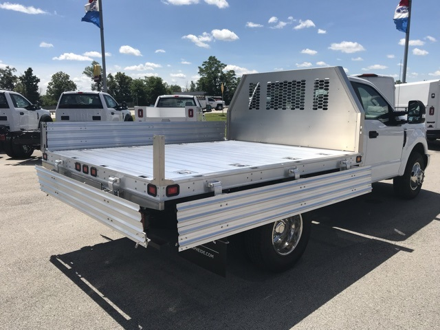 2019 F-350 Regular Cab DRW 4x2, Knapheide Platform Body #KED72951 - photo 8