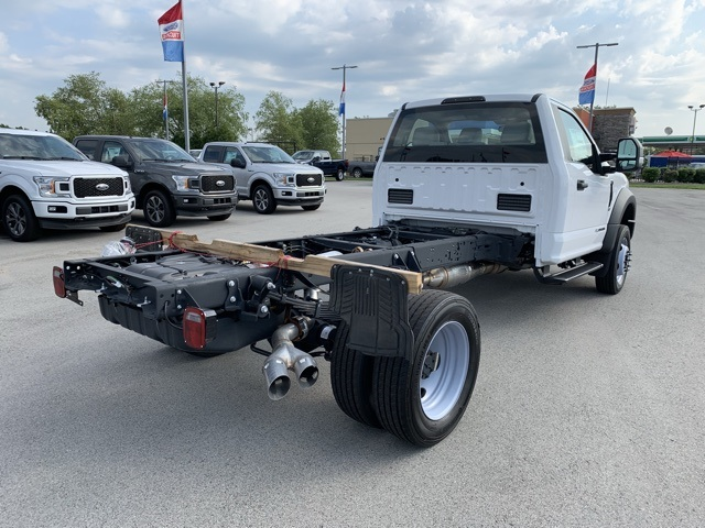 2019 Ford F-550 Regular Cab DRW 4x4, Cab Chassis #KEE76455 - photo 1