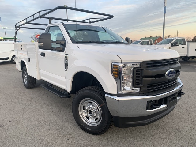 2019 F-250 Regular Cab 4x4, Knapheide Steel Service Body #KEG24567 - photo 6