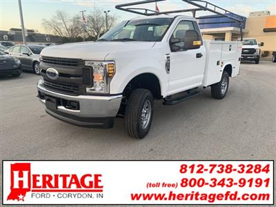 2019 F-250 Regular Cab 4x4, Knapheide Steel Service Body #KEG24567 - photo 1