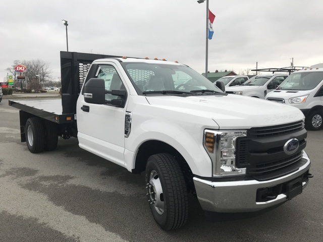2019 F-350 Regular Cab DRW 4x2, Knapheide Value-Master X Platform Body #KEG87782 - photo 5