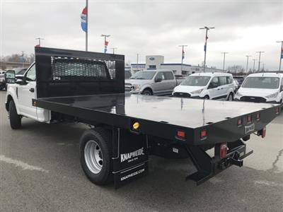2019 F-350 Regular Cab DRW 4x2, Knapheide Value-Master X Platform Body #KEG87782 - photo 2
