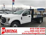 2019 F-350 Regular Cab DRW 4x2, Knapheide Value-Master X Platform Body #KEG87782 - photo 1
