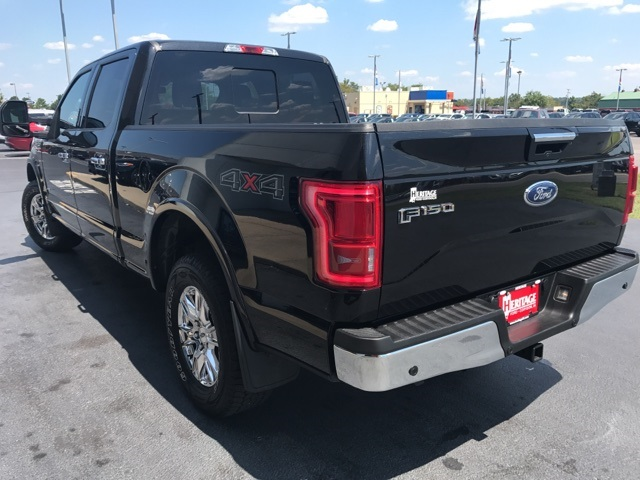 2015 F-150 Super Cab 4x4, Pickup #KF09687A - photo 19