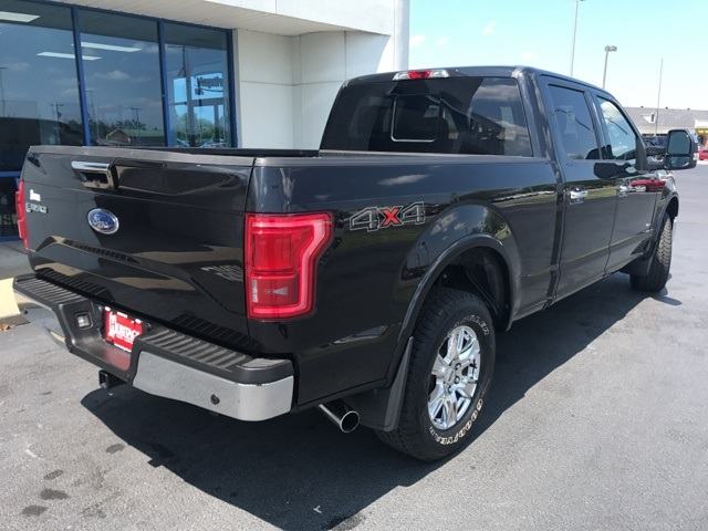 2015 F-150 Super Cab 4x4, Pickup #KF09687A - photo 2