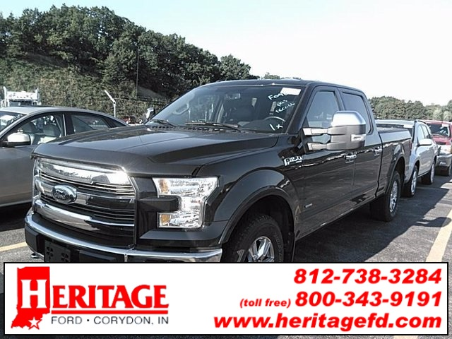 2015 F-150 Super Cab 4x4, Pickup #KF09687A - photo 5