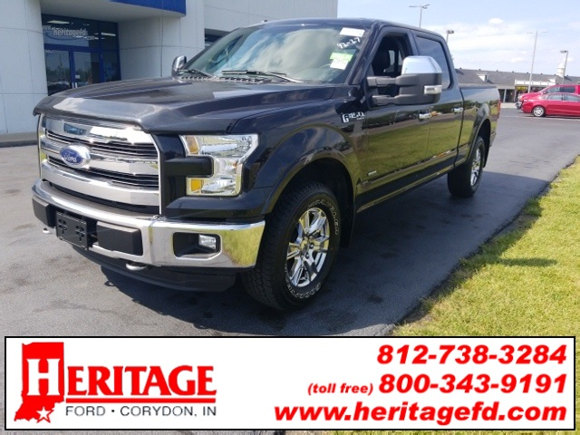 2015 F-150 Super Cab 4x4, Pickup #KF09687A - photo 4