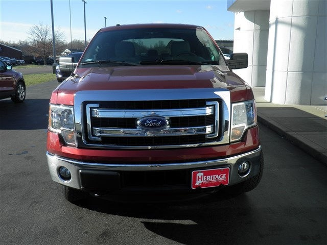 2014 F-150 SuperCrew Cab 4x4, Pickup #KF48635A - photo 13