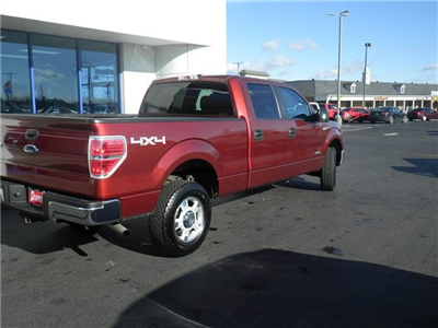 2014 F-150 SuperCrew Cab 4x4, Pickup #KF48635A - photo 2