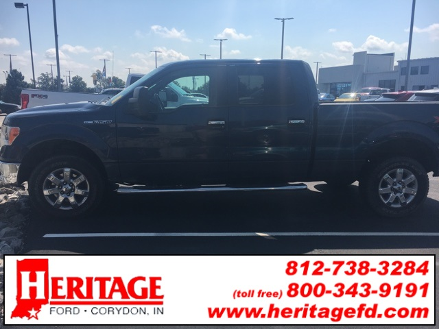 2014 F-150 Super Cab 4x4, Pickup #KF57641T - photo 3