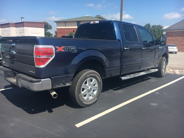 2014 F-150 Super Cab 4x4, Pickup #KF57641T - photo 5